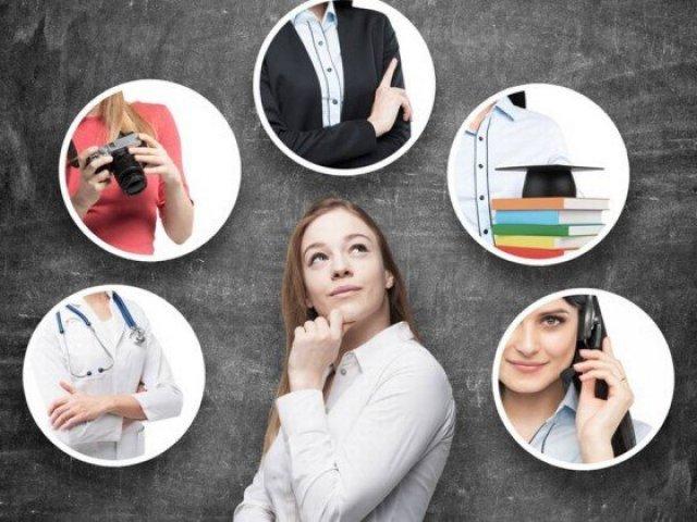 Qual deveria ser a sua profissão?
