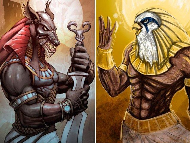 Qual Deus egípcio combina com você?