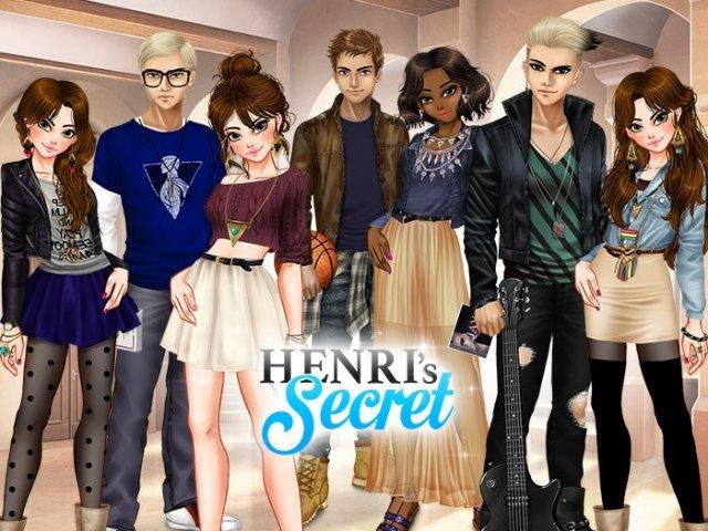 """O quanto você sabe sobre: """"O segredo de Henri""""?"""