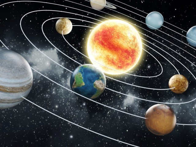 O quanto você sabe do sistema solar?