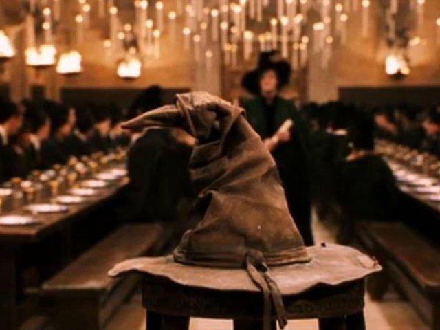Para qual casa de hogwarts você iria?