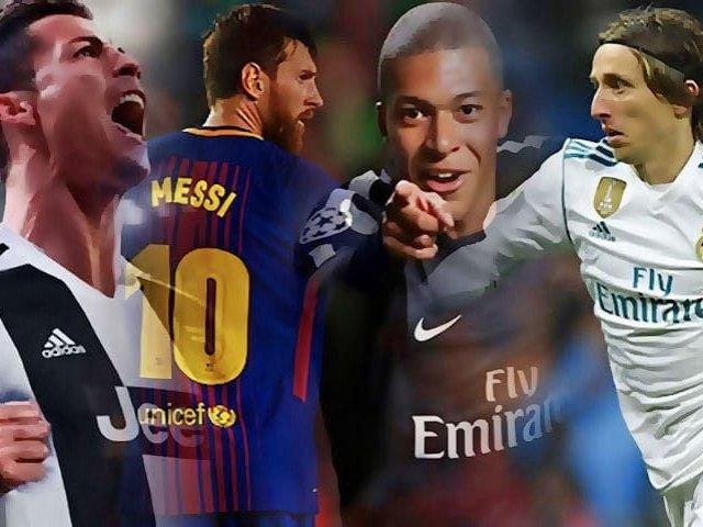 Os melhores jogadores do mundo (hoje em dia minha opinião)