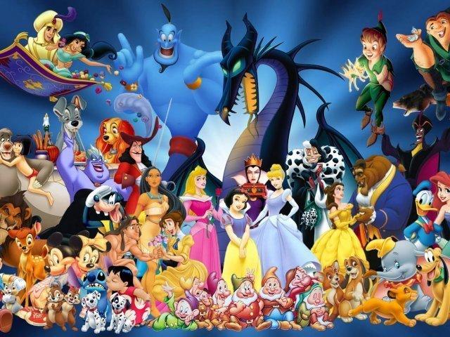 Que Personagem De Todo O Universo Disney Voce E Quizur