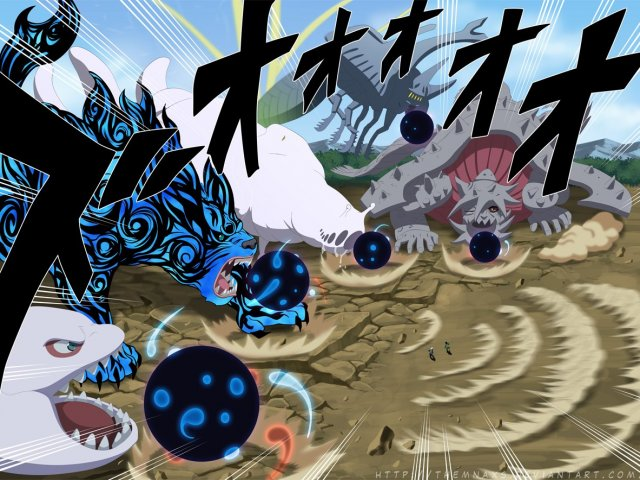 Que bijuu de Naruto você seria?