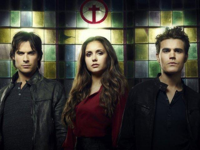 Teste The Vampire Diaries.